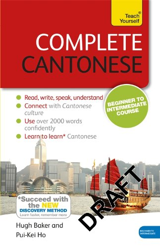 9781473604995: Complete Cantonese (Learn Cantonese with Teach Yourself): Book: New edition