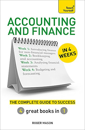 9781473605077: Accounting & Finance in 4 Weeks