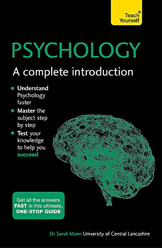 9781473609303: Psychology: A Complete Introduction