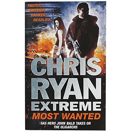 Extreme Most Wanted Chris Ryan: Not Stated