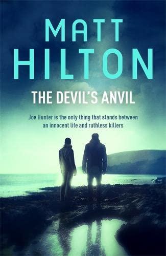9781473610033: The Devil's Anvil (Joe Hunter)