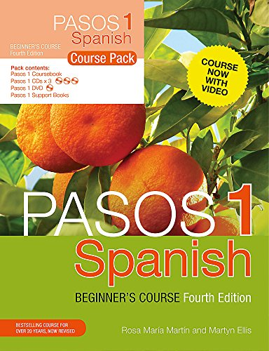 9781473610750: Pasos 1: Spanish Beginner's Course: Course Pack