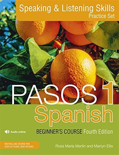 9781473610774: Pasos 1: Spanish Beginner's Course: Speaking & Listening Skills