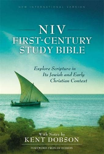 9781473614345: NIV First-Century Study Bible: Explore Scripture in its Jewish and Early Christian Context