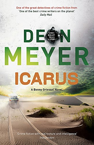 9781473614406: Icarus: A Benny Griessel Thriller