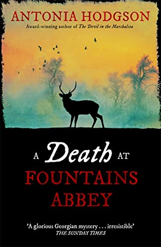 A Death at Fountains Abbey (Paperback): Antonia Hodgson