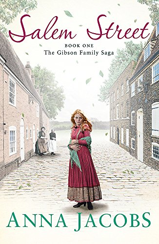 Salem Street (Gibson Saga): Anna Jacobs (author)