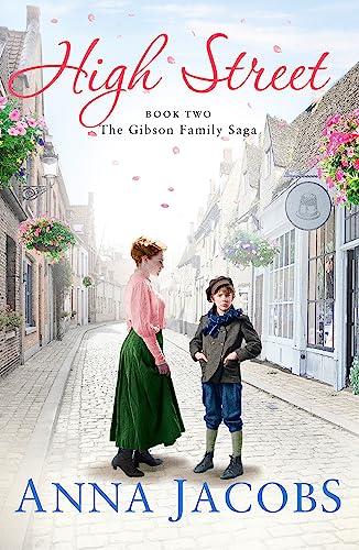 9781473616332: High Street: Book Two in the gripping, uplifting Gibson Family Saga (Gibson Saga)