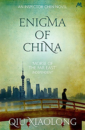 9781473616806: Enigma of China (Inspector Chen Cao)