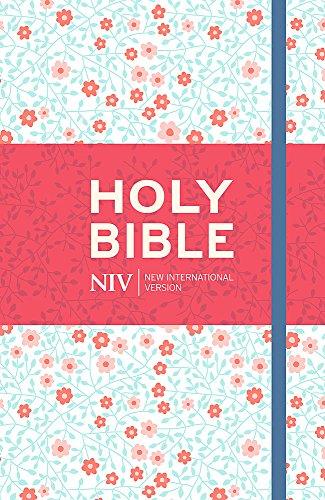 9781473618961: NIV Thinline Floral Cloth Bible (New International Version)