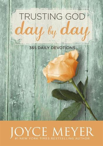 9781473619630: Trusting God Day by Day: 365 Daily Devotions