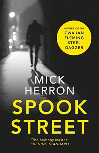 9781473621299: Spook Street: Slough House Thriller 4
