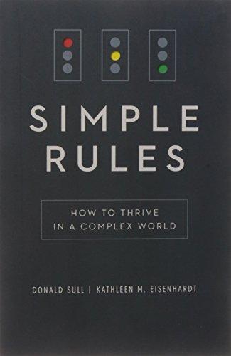 9781473622432: HODDER & STOUGHTON Simple Rules