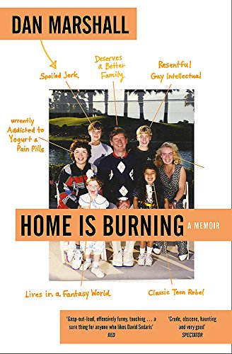 9781473624313: Home is Burning