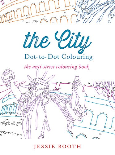 9781473626003: The City. Dot to Dot Colouring (Colouring Books)