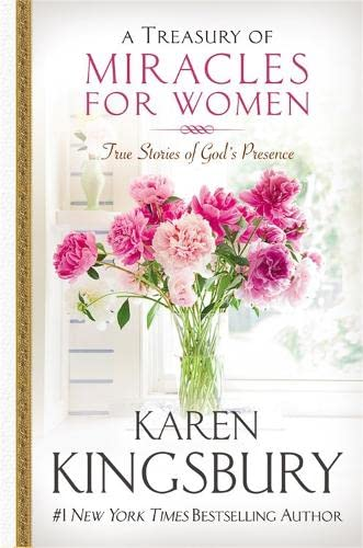 9781473627147: A Treasury of Miracles for Women: True Stories of Gods Presence Today
