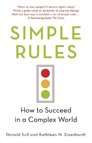 9781473629899: Simple Rules: How to Succeed in a Complex World