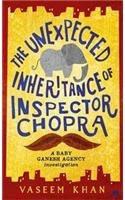 9781473630284: The Unexpected Inheritance of Inspector Chopra
