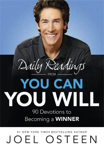 9781473630314: Daily Readings from You Can, You Will: 90 Devotions to Becoming a Winner