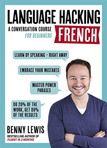 9781473633094: Language Hacking French : A Conversation Course for Beginners