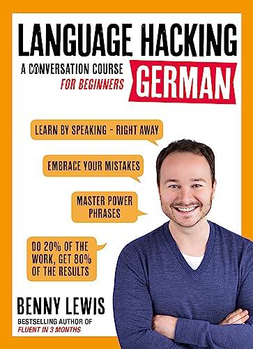 9781473633155: Language Hacking German (Language Hacking with Benny Lewis)