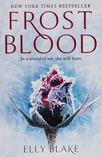 9781473635180: Frostblood (The Frostblood Saga)