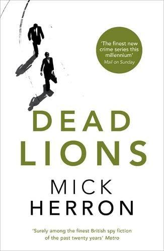 9781473641112: Dead Lions: Jackson Lamb Thriller 2