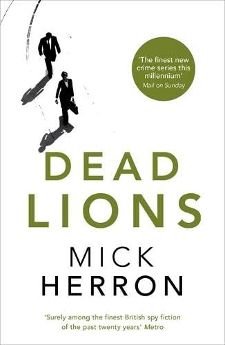 9781473641112: Dead Lions (Jackson Lamb Thriller)