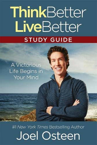 9781473651739: Think Better, Live Better Study Guide: A Victorious Life Begins in Your Mind
