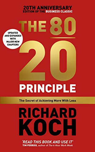 9781473656871: THE 80/20 PRINCIPLE ( Updated 20th Anniversary Edtn.)