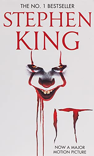 9781473666931: It: The classic book from Stephen King with a new film tie-in cover to IT: CHAPTER 2, due for release September 2019