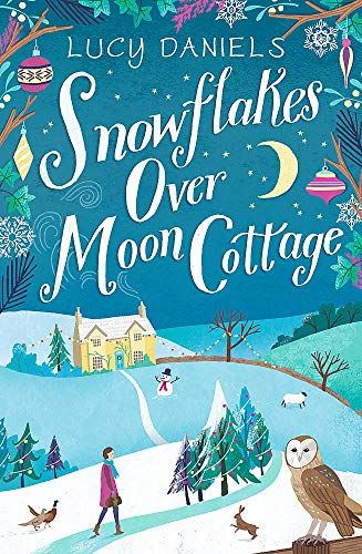 9781473682412: Snowflakes over Moon Cottage: a winter love story set in the Yorkshire Dales (Animal Ark Revisited)