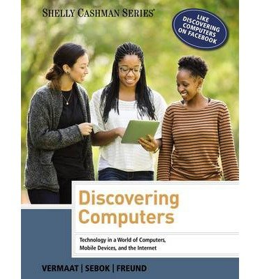 9781473702202: Discovering Computers 2014