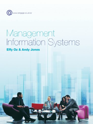 Management Information Systems: Effy Oz