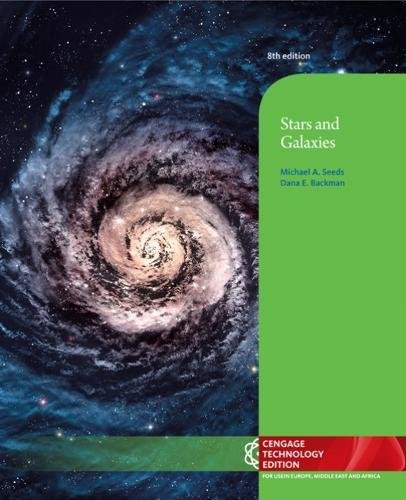 9781473704756: Stars and Galaxies: Cengage Technology Edition