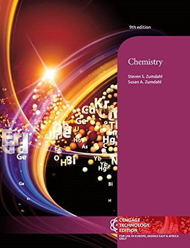 9781473707535: Chemistry: Cengage Technology Edition