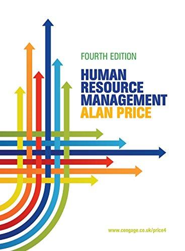 9781473728356: Human Resource Management