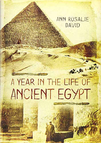9781473822399: A Year in the Life of Ancient Egypt