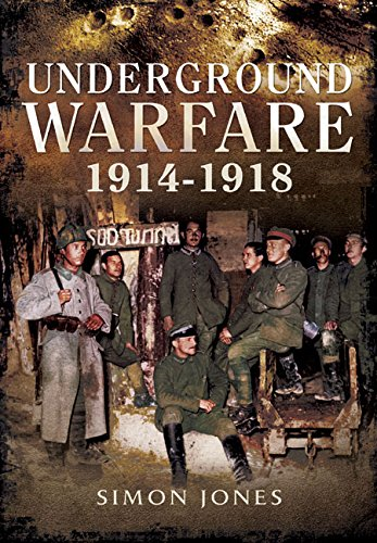 9781473823044: Underground Warfare 1914-1918