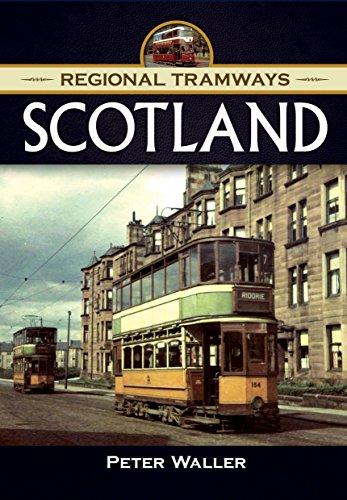 9781473823853: Regional Tramways - Scotland: 1940-1950s