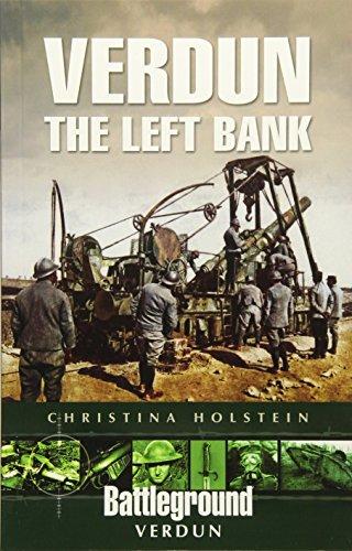 9781473827035: Verdun: The Left Bank (Battleground Verdun)
