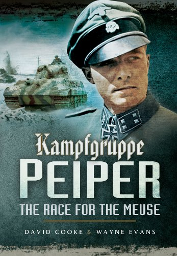 9781473827042: Kampfgruppe Peiper: The Race for the Meuse