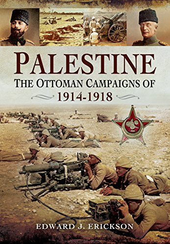 Palestine (Hardcover): Edward J. Erickson