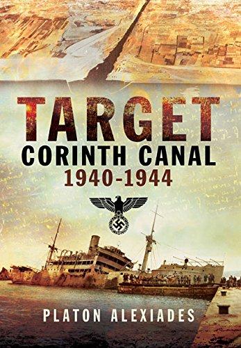 Target Corinth Canal 1940-1944: Alexiades, Platon