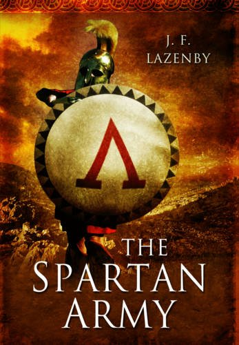 9781473828056: The Spartan Army