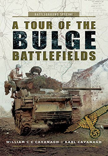 9781473828148: A Tour of the Bulge Battlefields (Battleground Special)
