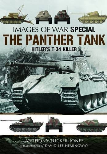 9781473833609: Panther Tank (Images of War Special)