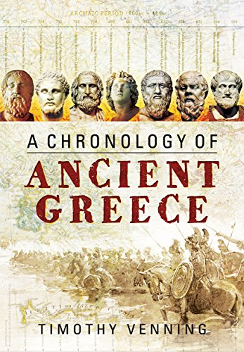 9781473834286: A Chronology of Ancient Greece