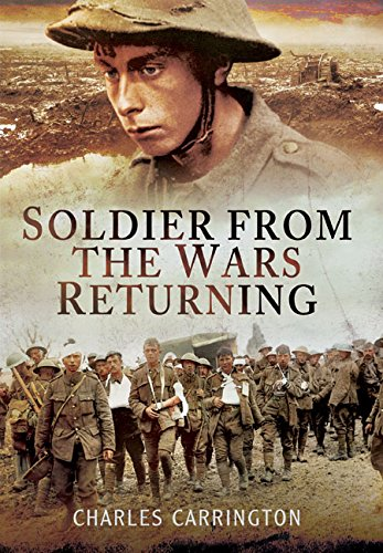 9781473841840: Soldier from the Wars Returning