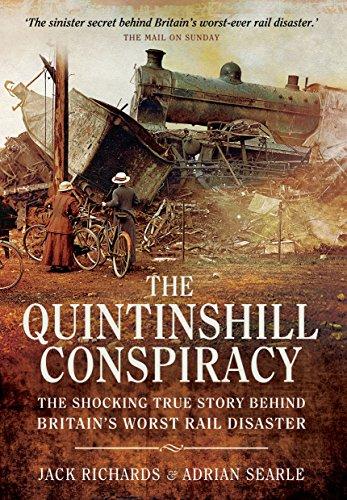 9781473842571: Quintinshill Conspiracy